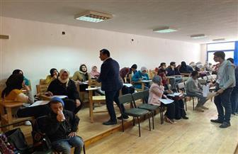جامعة مطروح: تأهيل الشباب لسوق العمل من خلال مشروع تنمية المهارات بالتعاون مع الأكاديمية العربية للعلوم|صور