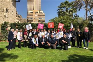 السويد تؤكد التزامها بتعزيز التعاون مع مصر في مجالي التكنولوجيا وتمكين المرأة | صور