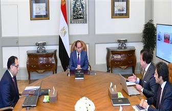 الرئيس السيسي يوجه بإنشاء عدد إضافي من الجامعات التكنولوجية الجديدة فى بعض المحافظات