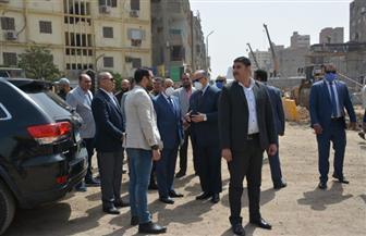 وزير التنمية المحلية ومحافظ القاهرة يتفقدان منطقة المطرية لمتابعة شكاوي المواطنين | صور