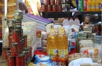 ضبط 10 أطنان مواد غذائية حجبها تاجر لرفع سعرها في الإسكندرية