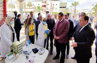 محافظة البحيرة: تخصيص 191 منفذا إضافيا لصرف المعاشات | صور