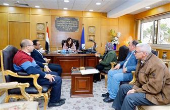 محافظة دمياط: مستشفى للعزل الصحي لتطبيق الحجر على المخالطين والعائدين من الخارج | صور