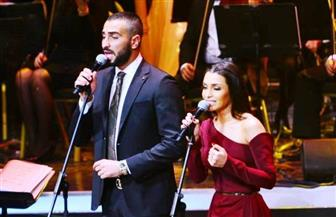 """الشرنوبي وكارمن سليمان و""""أين أشباحي"""" على """"قناة الثقافة"""" عبر يوتيوب"""