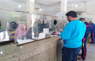 محافظ شمال سيناء: صرف المعاشات يتم دون زحام | صور