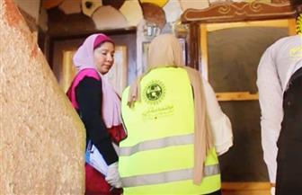 """""""مشكاة نور"""" تطلق قافلة لمساعدة سكان """"عمارات بورسعيد"""" بعد وضعهم بالحجر الصحي"""
