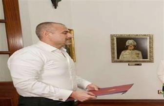 """السفير المصري في نيروبي يسلم رسالة الرئيس السيسي لنظيره الكينى حول تطورات """"سد النهضة"""""""