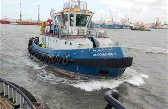 لمدة 15 دقيقة.. السفن التجارية والقاطرات البحرية تطلق أبواقها في ميناء الإسكندرية.. لهذا السبب  صور