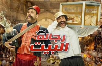 """أحمد فهمي يرد على منتقدي مسلسله """"رجالة البيت"""""""