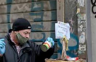 في زمن كورونا.. عصابات المافيا الإيطالية توزع مساعدات على الفقراء!