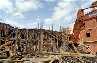 رئيس جهاز الشروق: إزالة مبنى مخالف بقطعة أرض سبق سحبها بالمدينة| صور