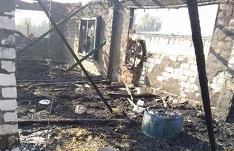 السيطرة على حريق بمزرعة دواجن وإصابة عامل في سوهاج