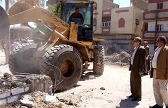 محافظ أسيوط: تنفيذ 50 قرار إزالة تعديات بمركزي ساحل سليم وأبنوب| صور