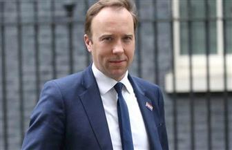 """وزير الصحة البريطاني: وفاة 19 عاملا في قطاع الصحة جراء إصابتهم بفيروس """" كورونا"""""""