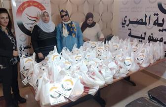 """أمانات المرأة بـ""""الحرية المصري"""" تجوب المحافظات لدعم الأسر الأكثر احتياجا   صور"""