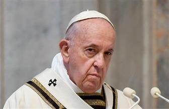 """بابا الفاتيكان يحتفل بقداس الفصح في """"كاتدرائية القديس بطرس"""" دون جمهور"""