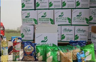 محافظ سوهاج: وصول 26 ألف كرتونة تموينية وتوزيعها على 178 جمعية أهلية