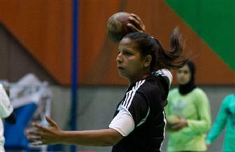 لاعبة «يد سيدات الأهلي» تخوض تدريبات منزلية عقب تعافيها من الإصابة