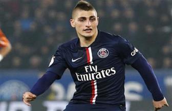 «فيراتي» لاعب سان جيرمان الفرنسي: عدم التدريب أمر صعب
