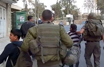 قوات الاحتلال الإسرائيلي تعتقل 4 فلسطينيين وتصيب 3 آخرين بالاختناق في الضفة