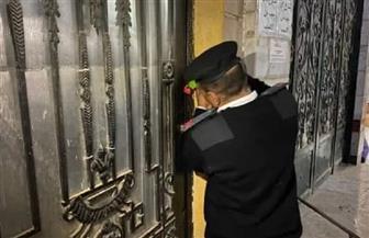 خلال حملة أمنية.. ضبط 8 مراكز مخالفة لعلاج الإدمان بالجيزة