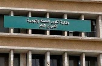 القوى العاملة تتابع تنفيذ إجازة تحرير سيناء بالقطاع الخاص