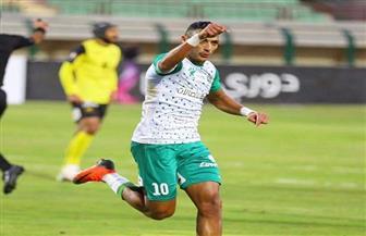 مهاجم المصري يرد على مشجعي الزمالك الغاضبين