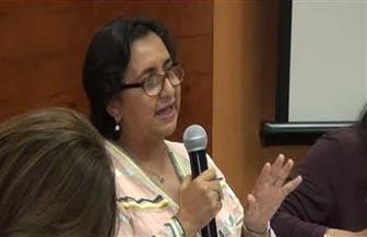 """هانيا شلقامي تحاضر عن """"الحماية الاجتماعية في زمن كورونا"""" عبر الويب"""