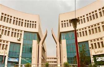 جامعة حلوان: انتهاء الحجر الصحي للفوج الأول للعائدين من الخارج بالمدينة الجامعية بالمطرية