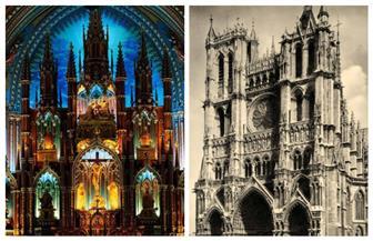 عندما تدق الأجراس في كاتدرائية نوتردام.. الذكرى الأولي لحريق أبكى أوروبا | صور