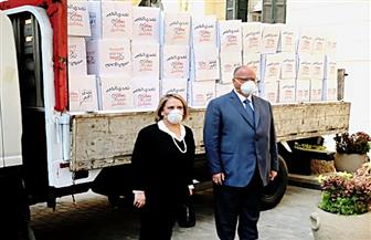 """محافظ القاهرة يلتقي """"القومي للمرأة"""" لتوزيع سلع على المعيلات المتضررات من """"كورونا"""""""