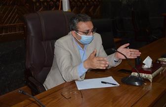 نائب محافظ الغربية يعلن بدء العمل في مشروعين استثماريين بالتعاون مع الإنتاج الحربي