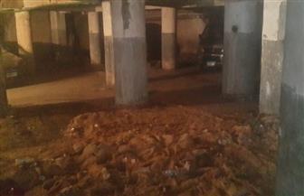 محافظة القاهرة تشن حملات لإعادة فتح الجراجات المغلقة وتحويل المخالفين للنيابة | صور