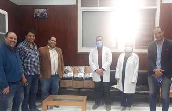 """صحة الغربية"""":  دعم مستشفى صدر طنطا بـ 3 أجهزة تنفس"""
