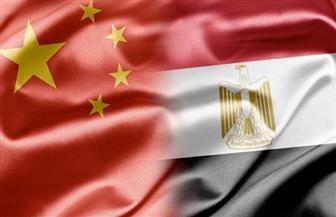 """""""بوابة الأهرام"""" تكشف هدية الصين لمصر فيديو"""