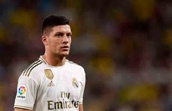 ريال مدريد يعلن إصابة مهاجمه لوكا يوفيتش بفيروس كورونا
