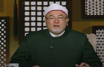 خالد الجندي: الصلاة على النبي تكشف الغمة| فيديو