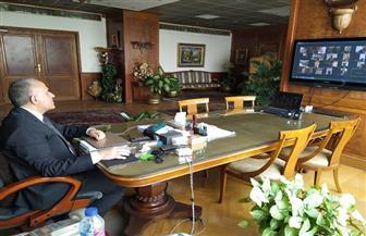 """وزير الري يتابع تحديد الاحتياجات المائية لموسم أقصى الاحتياجات عبر الـ""""فيديو كونفرانس"""""""