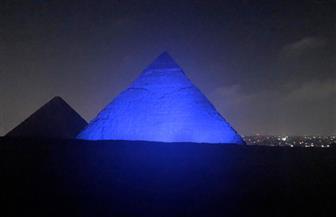 """عرض أول تاريخي من الأهرامات لأوبريت """"أنت أقوي"""" وبث حي للعالم من وسائل الإعلام الدولية والعربية والمصرية"""