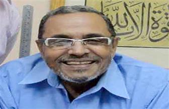 """رئيس صندوق التنمية الثقافية ينعى الفنان محمد حمام """"شيخ الخطاطين"""""""