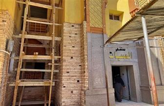 محافظ بورسعيد: مصعد كهربائي جديد لمساعدة مرضى كورونا بمستشفى الحميات  صور