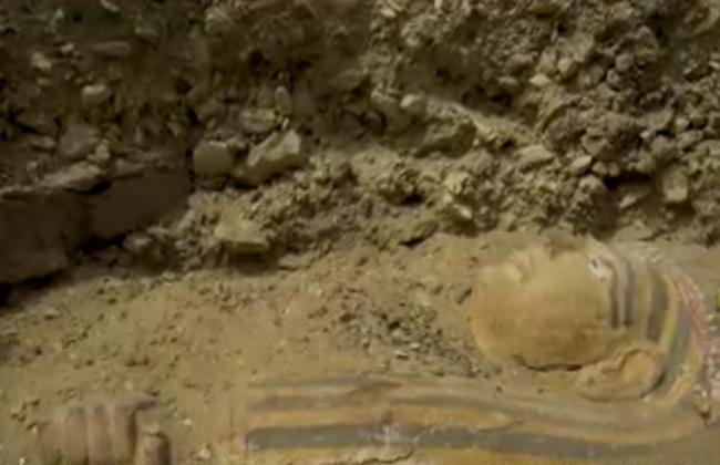 كل ما تريد معرفته عن الكشف الأثري الجديد بمنطقة آثار سقارة |فيديو