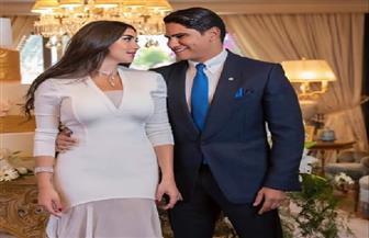 زواج ياسمين صبري وأبو هشيمة يتصدر اهتمامات رواد التواصل الاجتماعي.. ننشر صورا جديدة لعقد القران
