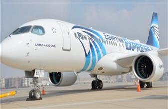 وصول طائرة المصريين العالقين في كندا إلى مطار مرسى علم وعلى متنها 216 راكبا