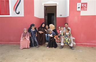 صندوق تحيا مصر يعيد إعمار 1280 منزلا في 44 قرية | صور