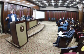 """""""قوي البرلمان"""" توافق على مشروع قانون بشأن زيادة معاش الأجر المتغير عن العلاوات الخاصة"""