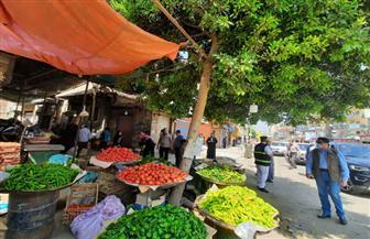 إزالة 3 أسواق عشوائية بالحكمة والعجيزي وسيجر بطنطا لمواجهة كورونا | صور