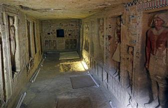 باحث مصريات يكشف تاريخ جبانة سقارة الأثرية