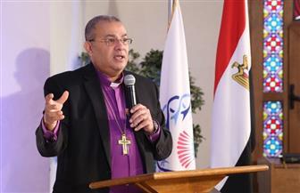 """رئيس الطائفة الإنجيلية ينعى شهداء """"شمال سيناء"""": الإرهاب لن يثنينا عن بناء وطننا"""