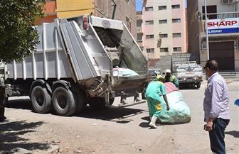 نائبة محافظ البحر الأحمر تتفقد حالة النظافة بمدينة الغردقة| صور